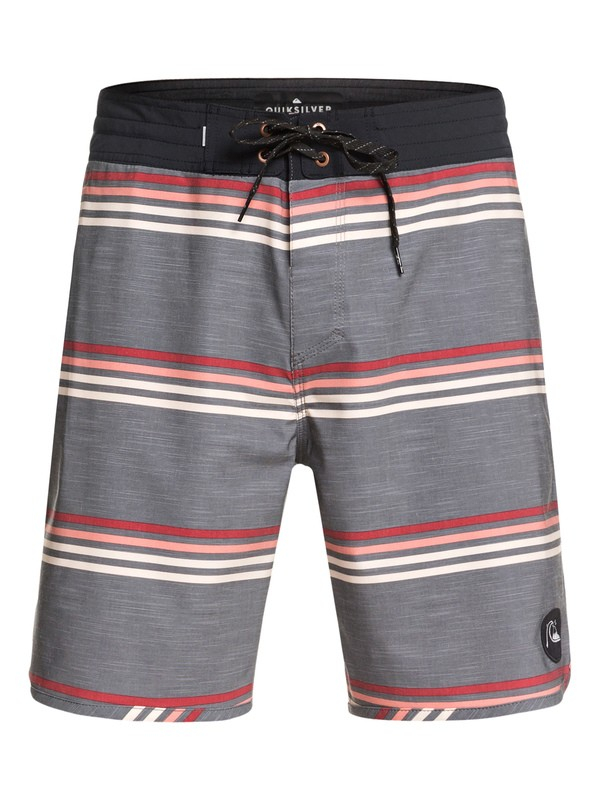 QUIKSILVER TRUE ROOTS BEACHSHORT 19 衝浪休閒褲
