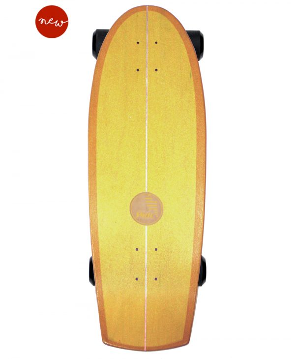 Slide QUAD SUNSET 30″ 衝浪滑板